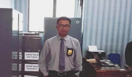 Gantikan Rudi Hartono, Abdul Karim Resmi Ditunjuk Sebagai Plh Sekum KONI Kutim