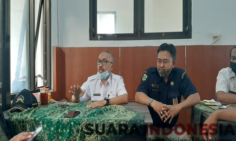 Pemindahan Pedagang ke Lantai II Pasar Induk Bondowoso, Ketua UPT Sebut Terapkan Aturan Zonasi