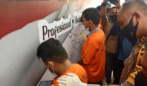 Lakukan Pencurian dan Nyabu, Pemuda Blang Mangat Lhokseumawe Ditangkap Polisi