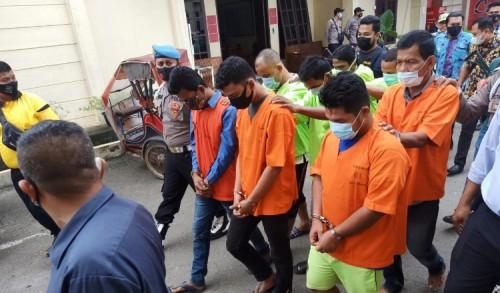 Rampas Handphone Wanita, Pemuda Muara Batu Aceh Utara Ditangkap Warga