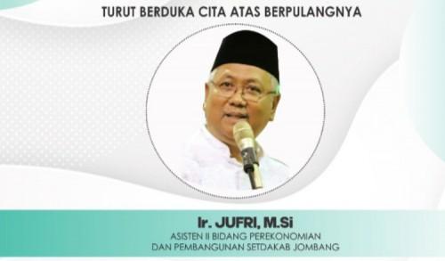 Pejabat Pemkab Jombang Meninggal Karena covid 19