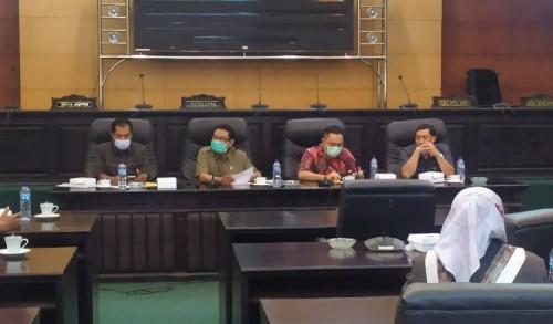 DPRD Jombang Gelar Hearing Dengan 3 Perusda