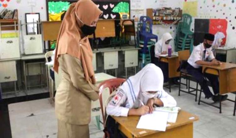 Uji Coba Pembelajaran Tatap Muka di Banyuwangi Digelar Kembali Mulai Besok