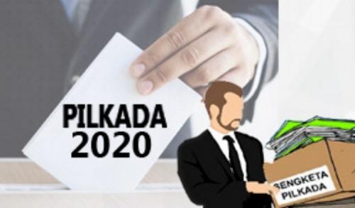 BRPK Telah Terbit atas Sengketa Pilkada 2020, di Sumut Ada 11 Daerah Berperkara