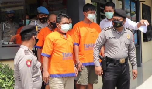 Polisi Bekuk Bandar Judi Dadu Kopyok di Ponorogo