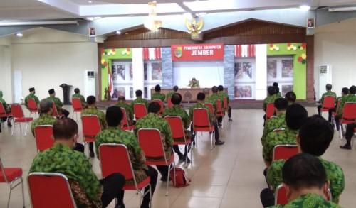 Dualisme di Tubuh Pemkab Jember Berdampak, Sekda Ingatkan Bupati Segera Usulkan Kembali APBD 2021