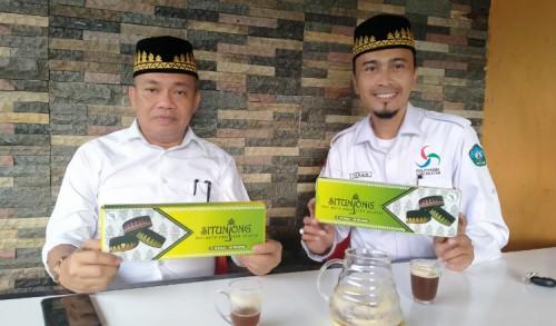 Motif Situnjong Cenderamata Khas Aceh Selatan