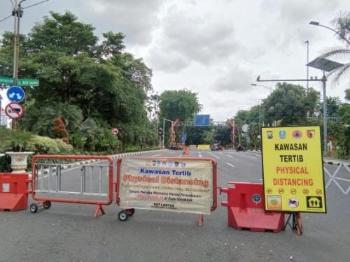 Dua Jalan Utama Surabaya Ditutup, Wakil Ketua Komisi C: Perlu Perhatikan Arus Lalu Lintas