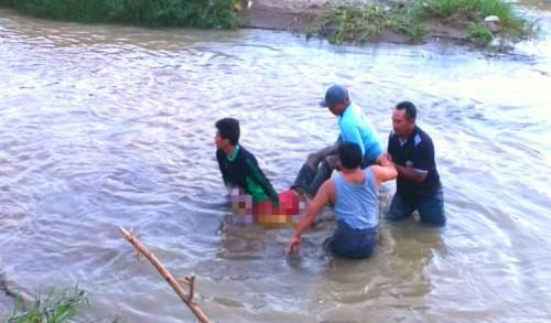 Hilang 3 Hari, Korban Hanyut di Sungai Suru Tuban Ditemukan Meninggal Dunia