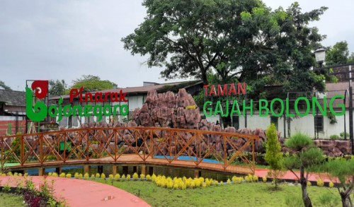 Sejuta Manfaat dibalik Indahnya Taman Gajah Bolong Baureno-Bojonegoro