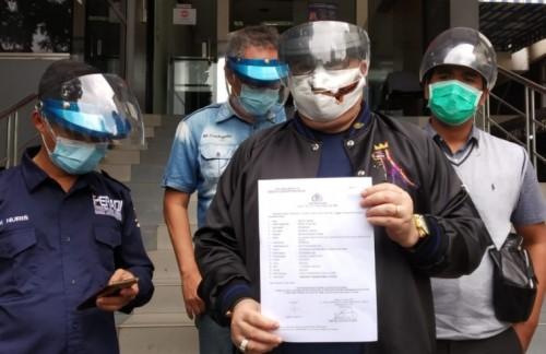 Kuasa Hukum IL Laporkan Ketua KPAID Kabupaten Cirebon ke Polda Metro Jaya