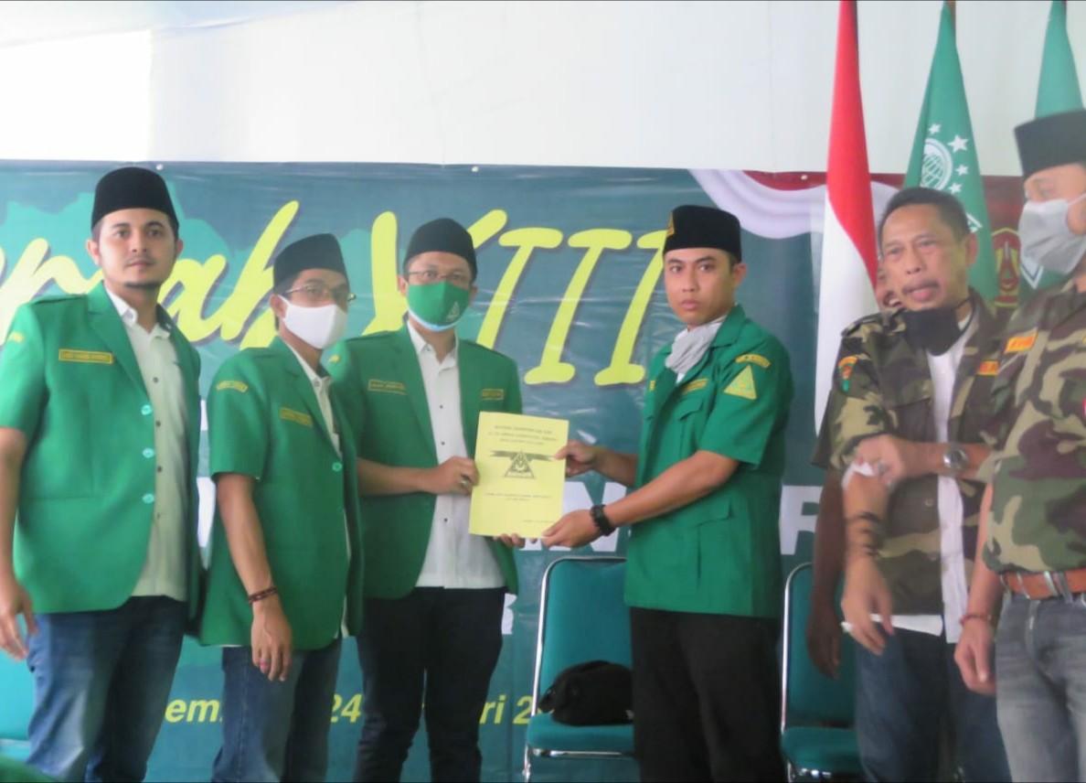 Aklamasi, Izzul Terpilih (Lagi) Pimpin GP Ansor Jember