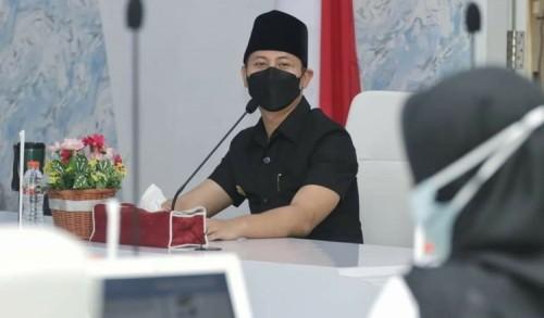 Gus Ipin Jabarkan RKPD Trenggalek 2022