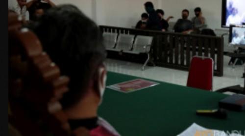 Terdakwa Penipuan Cek Bodong, Yusuf Abdul Latief Al Bayyinah Garut Divonis 15 Bulan Penjara
