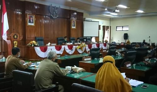 Tiga Raperda Dievaluasi, DPRD Trenggalek Akan Bentuk Tim Kecil