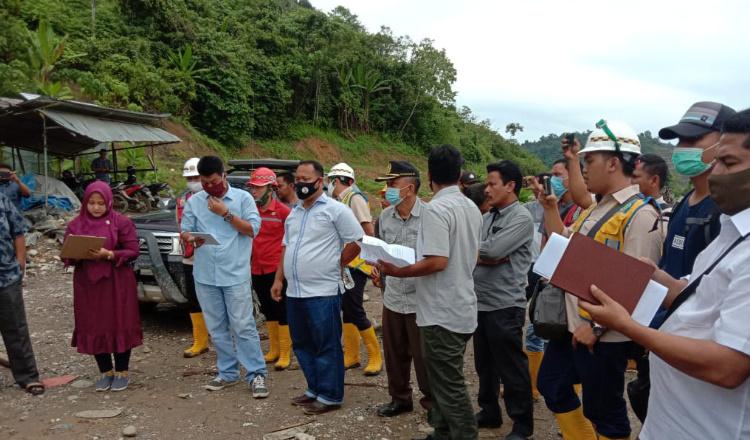 Masyarakat Keluhkan Lambatnya Pembayaran Ganti Rugi Tanah Pembangunan Waduk Krueng Keureuto