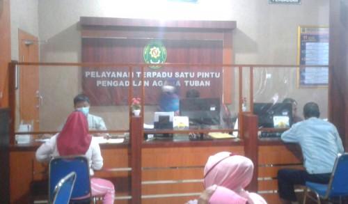 Awal Tahun 2021, Ada 162 Kasus Cerai, Dan Tahun 2020 Sebanyak 2375 Janda Baru di Tuban