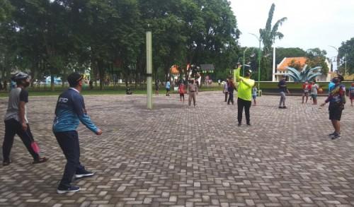 Alun-Alun Kota Probolinggo Dibuka, Wali Kota Minta Masyarakat Ikut Menjaga Ketertiban