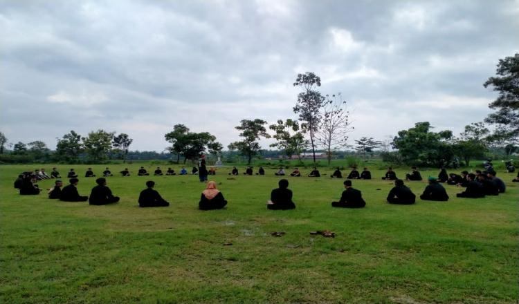 Puluhan Pendekar Pagar Nusa Purworejo Ikuti Peringatan Harlah NU ke-95