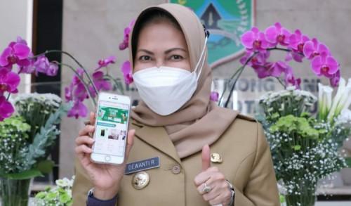 Jurus Pemkot Batu Pulihkan UMKM Saat Pandemi Covid-19