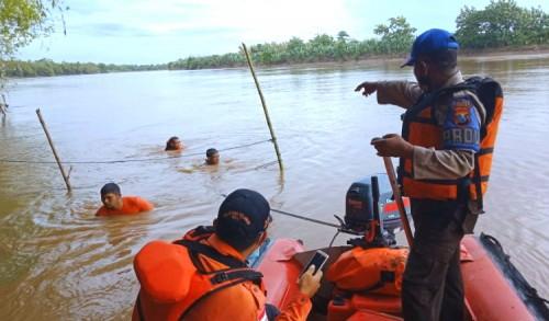 Diduga Terpeleset, Petani di Tuban Hilang di Sekitar Sungai Bengawan Solo