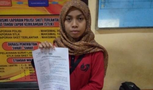 Diparkir di TPI Paseban, Motor Mahasiswi Universitas Jember Digondol Maling
