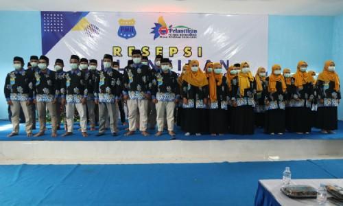 Resmi Dilantik, PC PMII Bondowoso Sembari Launching Aplikasi SIG