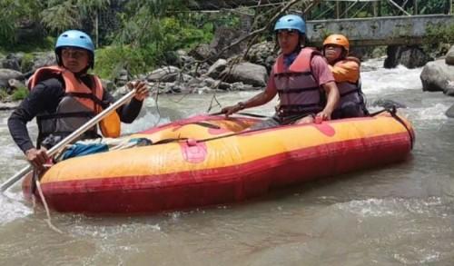 Lama Vacum, Wisata Rafting Jumerto Adventure Jember Kembali Dibuka