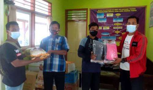 FBT Distribusikan Pakaian dan Sembako Kepada Eks Penderita Kusta di Tuban