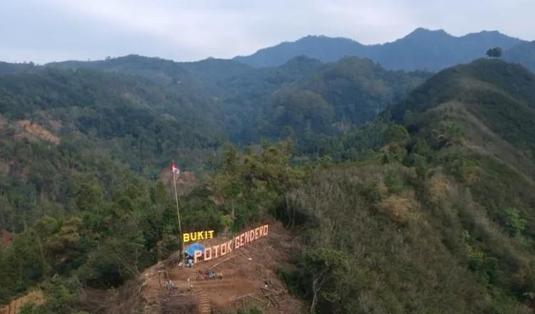 Nikmati Keindahan Kota Batu dari Bukit Potok Gendero