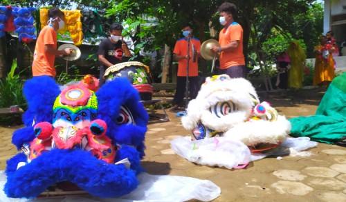 Imlek di Tahun Pandemi, Seni Barongsai di Tuban Sepi Job