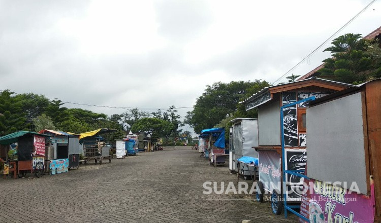 Pamberlakuan PPKM, Pedagang Rest Area Karangploso Malang Menjerit