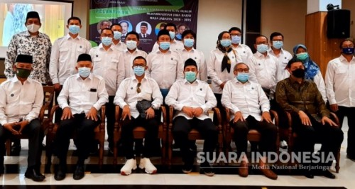Mohammad Ali Nurdin Resmi Dikukuhkan Sebagai Direktur LBH Muhammadiyah Jabar