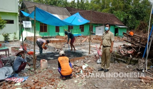 Kemajuan Pembangunan Desa Kedunggalar Kabupaten Ngawi Berkembang Pesat
