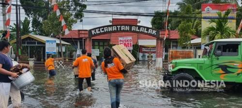 Peduli Bencana Alam, PT. Uni-Charm Indonesia Salurkan Bantuan Kepada  Para Korban Di Wilayah Indonesia