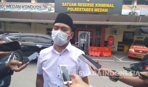 Tanpa Alat Bukti yang Cukup Direktur IV PT GKN Ditahan di Medan, Begini Kata Kuasa Hukumnya
