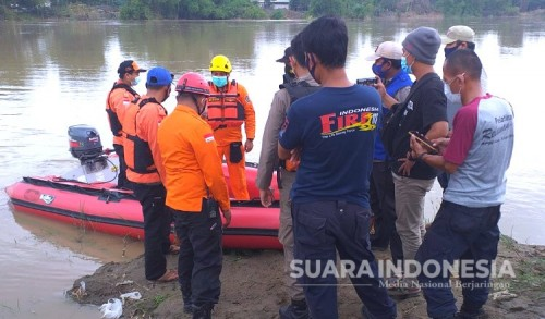 Nenek di Soko Tuban Dilaporkan Hilang, Sandal Ditemukan di Pinggir Bengawan Solo