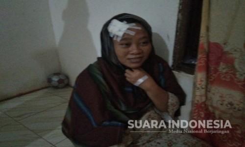Asik Nonton TV Warga Gowa Terkena Peluru Nyasar