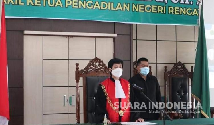 Sidang Sengketa Masih Bergulir di MK, PT Pekanbaru Vonis 6 Terdakwa Tindak Pidana Pilkada Inhu Riau