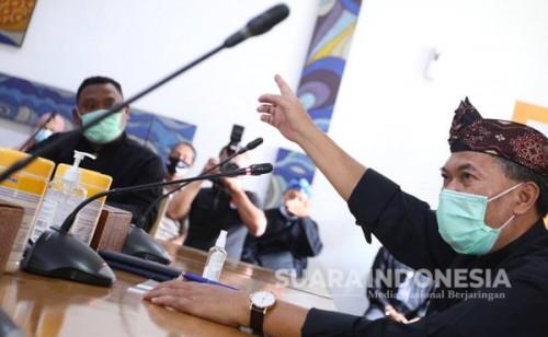 Wali Kota Bandung Prihatin Kapolsek Astana Anyar Dan Anggotanya Ditangkap Propam Polda Jabar, Jaga Keluarga Dari Paparan Narkoba