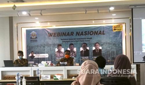 IMABA Malang Raya Dukung Syaikhona Kholil Jadi Pahlawan Nasional