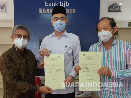 Siapkan Lulusan USB Yang Unggul Dan Kompeten, YPKP Bandung Jalin Kerjasama  Dengan Markplus.Inc