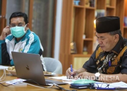 Sanksi Segel, DPRD Kota  Bandung Dukung Langkah Tim Satgas Covid-19