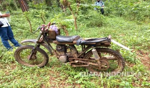Warga Banyuwangi Hilang Saat Cari Bibit Porang, Polisi Hanya Temukan Motornya di Hutan