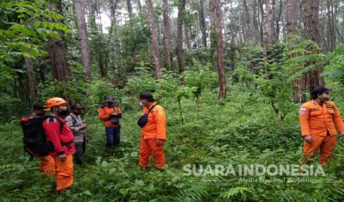 Sudah Empat Hari Hilang di Hutan, Warga Sumbernanas Banyuwangi Belum Ditemukan