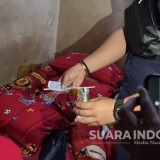 Kos di Ngaglik Kota Mojokerto, Suami Istri Kedapatan Simpan Alat Isap Sabu