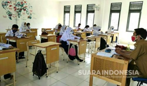 Sebanyak 1.150 Sekolah di Banyuwangi Mulai Pembelajaran Tatap Muka