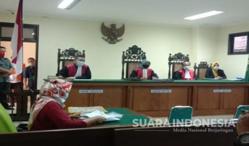 Sidang Lanjutan Gugatan PMH di Purworejo Tergugat Hadirkan Saksi Waktu Pembongkaran