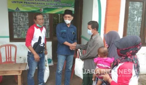 Pandemi Covid-19 Belum Berakhir, WBB Tetap Berbagi