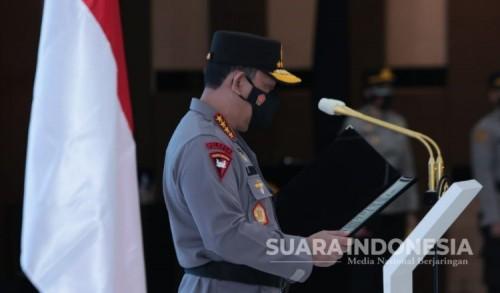 Dilantik Kapolri Jadi Kabaintelkam, Putra Papua Irjen Paulus Waterpauw Resmi Naik Bintang Tiga